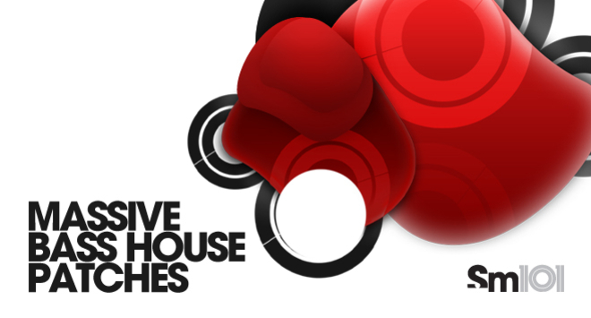 massive bass house patches