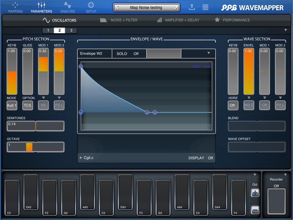 ppg-wavemapper-synthesizer